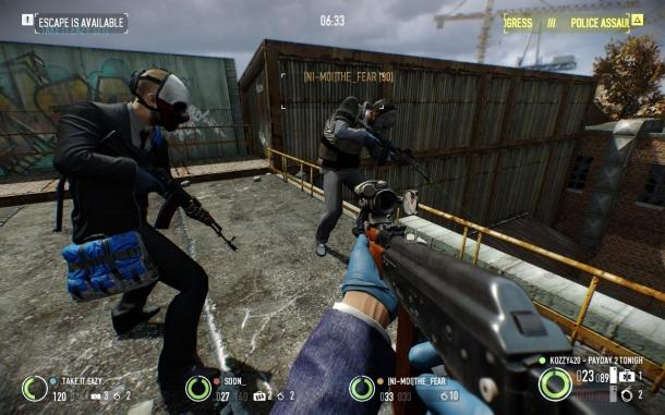 Payday 2 без доната. Анонс Payday 3 Payday 3